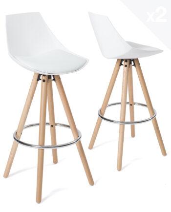 tabouret-de-bar-design-bois-blanc-coussin-kayelles-soto