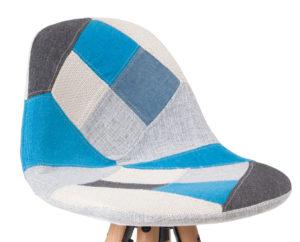 tabouret-de-bar-sana-kayelles-tissu-patchwork-bleu