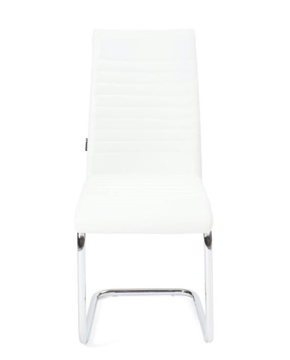 chaise salle à manger - Lot de 4 - Confort - OPUS - Blanc
