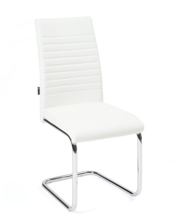 chaise-salle-manger-lot-4-design-OPUS-blanc