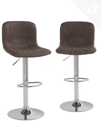 lot-2-chaises-bar-industriel-similicuir-pivotant-reglable-marron-kayelles