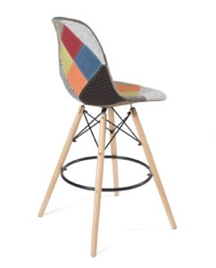 chaise-bar-patchwork-scandinave-sleo-kayelles
