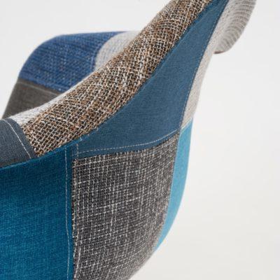 chaises-daw-patchwork-bleu