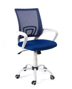 chaise-bureau-ergonomique-fauteuil-bureau-blanc-bleu-kayelles