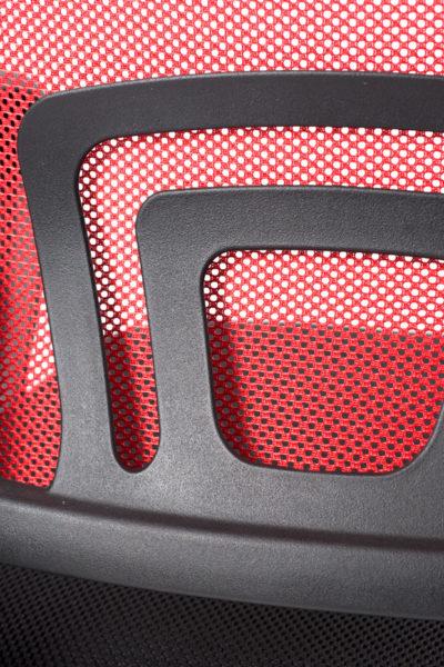 chaise-bureau-ergonomique-rouge-noir-flag-kayelles