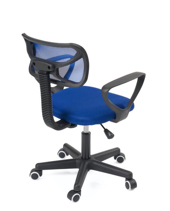 Chaise de bureau enfant pas cher - Ergonomique, ordinateur - Kayelles, Bleu