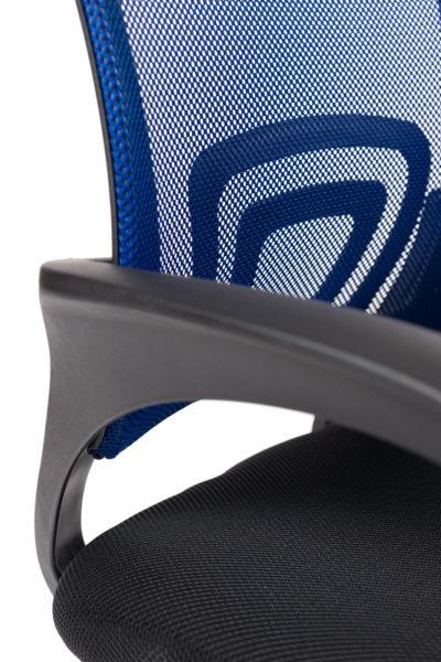fauteuil-bureau-ergonomique-bleu-noir-flag-kayelles