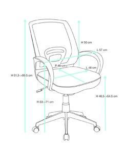 fauteuil-de-bureau-flag-ergonomique-design