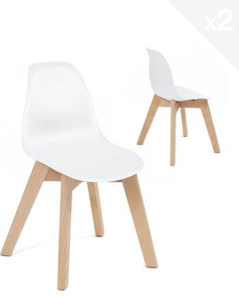 chaise-enfant-scandinave-blanc-kayelles