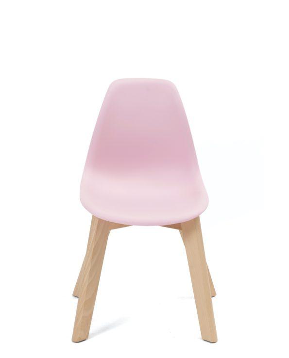 chaise-enfant-scandinave-lot-2-rose-bonbon-juba-kayelles