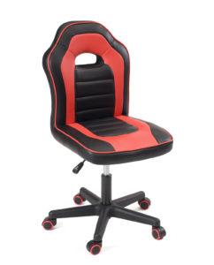 Chaise Fauteuil Gaming, racing - BAM Kayelles - Noir et rouge, jeux vidéos