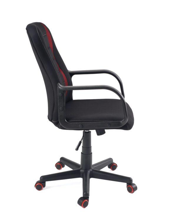 fauteuil-racing-pas-cher-kayelles-mesh-noir-rouge-FAST