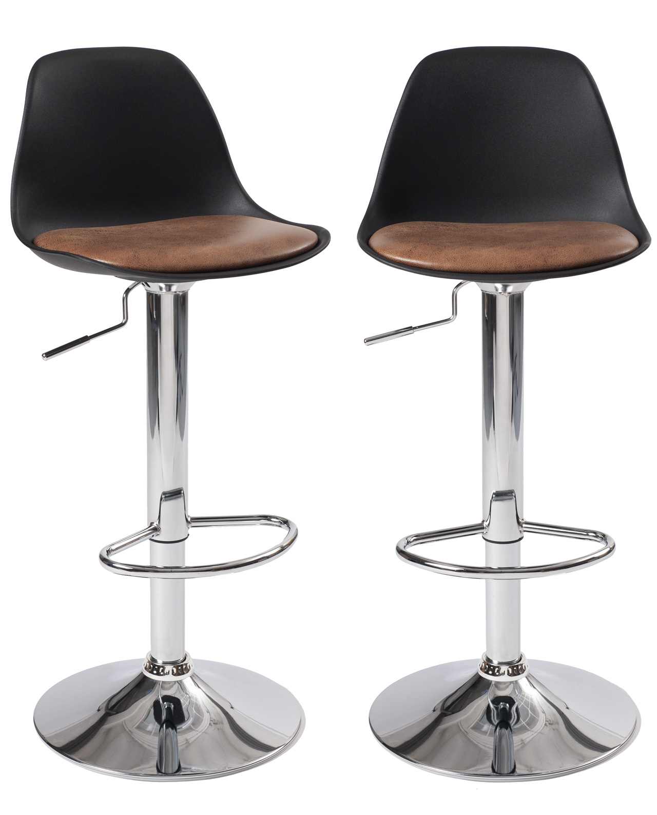 Sig Tabourets De Bar Design Lot De 2 Kayelles Com