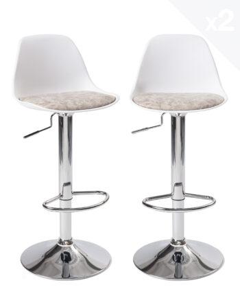 lot2-chaises-hautes-tabouret-bar-design-cuisine-sig-blanc-gris