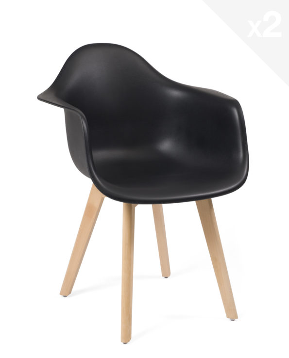 chaise-accoudoir-scandinave-daw-fauteuil-lima-noir-lot-2