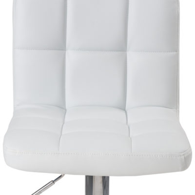 chaise-bar-matelassee-design-confort-similicuir-blanc