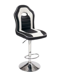 chaise-bar-racing-siege-baquet-BENI-noir-blanc
