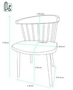 chaise-cuisine-windsor-barreaux-tailles-kayelles