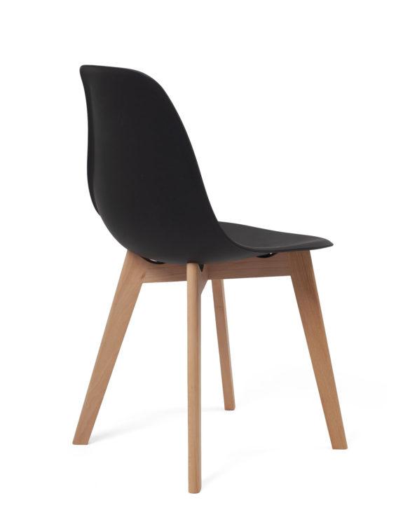 chaise-cusine-restaurant-snack-pas-cher-scandinave-noir