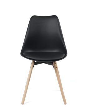 chaise-design-scandinave-pied-bois-coussin-cuisine-salle-manger-MIA-noir
