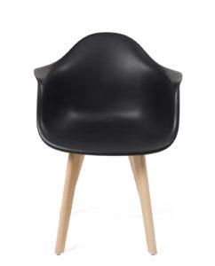 chaise-fauteuil-scandinave-daw-lima-noir