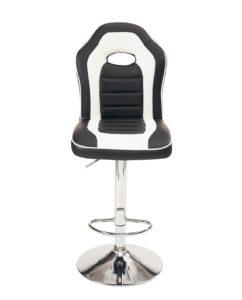 chaise-haute-bar-racing-siege-baquet-BENI-noir-blanc