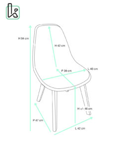 chaise-pas-cher-nao-bois-scandinave
