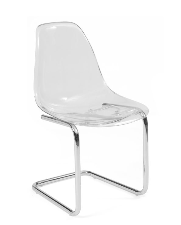 chaise-salle-manger-transparent-chrome-kayelles-meo