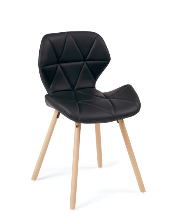 chaise-scandinave-design-ergonomique-noir-fara