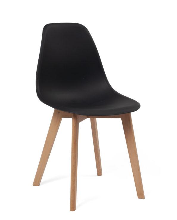 chaise-scandinave-kayelles-nao-noir