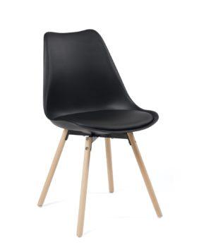 chaise-scandinave-pied-bois-coussin-cuisine-salle-manger-MIA-noir