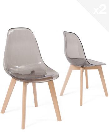 chaise-scandinave-transparente-cuisine-gris-lot-2-kayelles