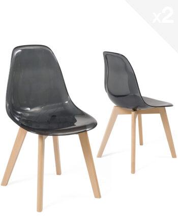 chaise-scandinave-transparente-cuisine-noir-lot-2-kayelles