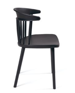 chaise-western-cuisine-design-kayelles-noir