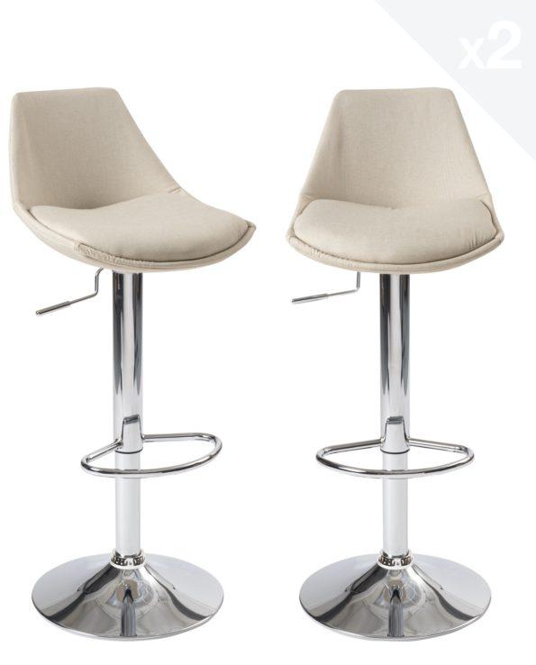 lot-2-tabourets-bar-reglables-design-confort-tissu-beige-sono-kayelles