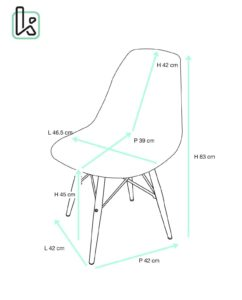 chaise-design-eames-scandinave-tailles-kayelles