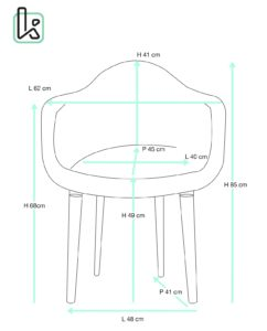 fauteuil-design-scandinave-lot-2-tailles-kayelles