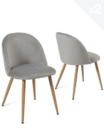 lot-2-chaises-cocktail-velours-gris-clair-scandinave-vintage
