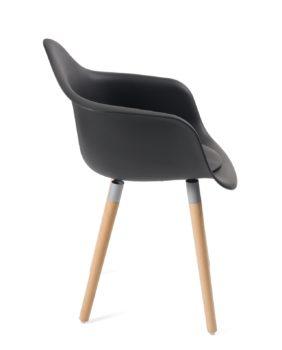 lot-2-chaises-design-scandinave-coussin-noir-sinai