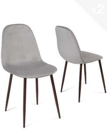 lot-2-chaises-design-scandinave-velours-metal-gris-clair