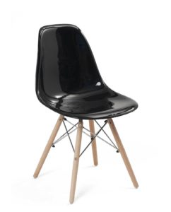 lot-2-chaises-scandinave-design-noir-brillant-neo