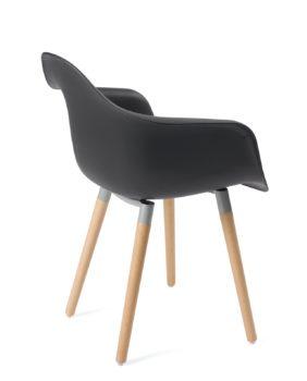 lot-2-fauteuils-scandinave-design-coussin-noir-sinai