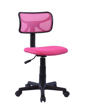 chaise-bureau-enfant-pas-cher-rose-lab-e-kayelles
