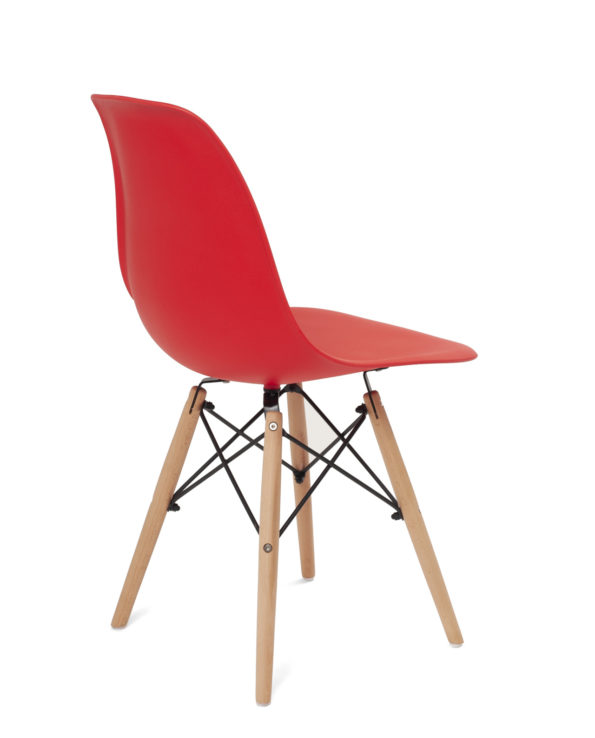 chaise-cuisine-scandinave-pas-cher-rouge-kayelles