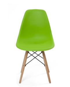 chaise-design-scandinave-pas-cher-vert-kayelles