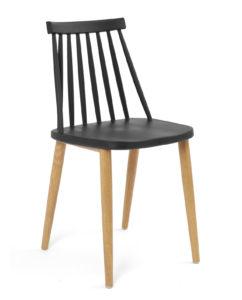 chaise-cuisine-barreaux-design-noir-faux-bois-kayelles