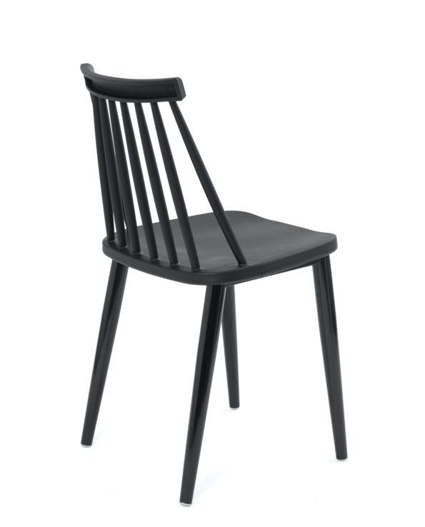 chaise-cuisine-pas-cher-lot-2-vintage-noir-kayelles