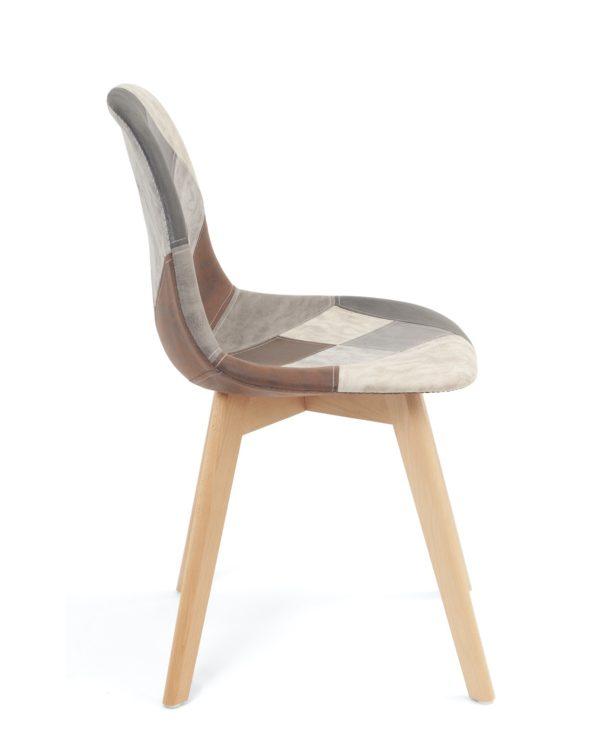 lot-2-chaise-patchwork-design-gris-bleu-similicuir-kayelles