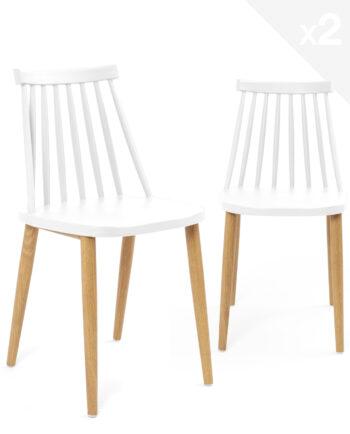 lot-2-chaises-cuisine-barreaux-design-blanc-immitation-bois-kayelles