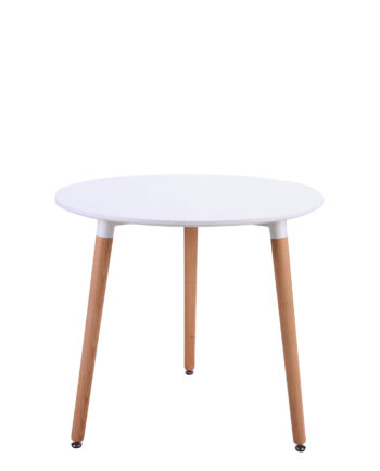 nati-table-a-manger-design-scandinave-ronde-blanche 3